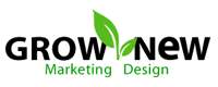 Grow New Marketing Logo